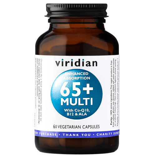 Viridian 65+ Multi - Roots Fruits & Flowers Glasgow