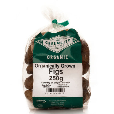 GreenCity Organic Figs - Roots Fruits & Flowers Glasgow