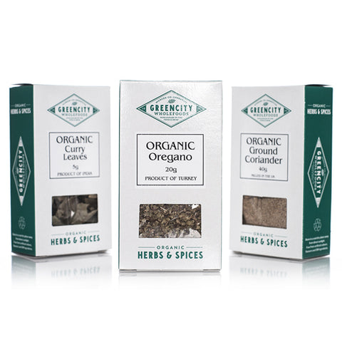 Greencity Organic Mixed Herbs 20g