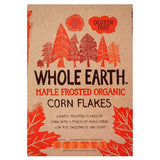Whole Earth Maple Frosted Organic Corn Flakes - Roots Fruits & Flowers Glasgow