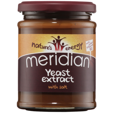 Meridian Yeast Extract (With Salt)