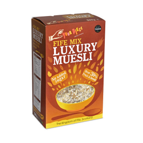 Your Piece Fife Mix Luxury Muesli - Roots Fruits & Flowers Glasgow