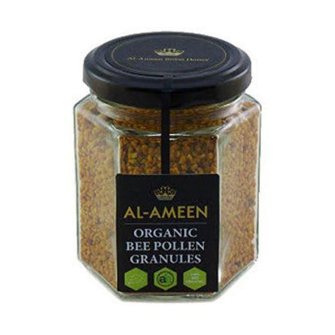 Al-Ameen Organic Bee Pollen - Roots Fruits & Flowers Glasgow