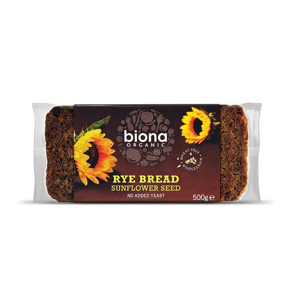 Biona Organic Rye with Sunflower Seed