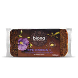 Biona Organic Rye Omega with Golden Linseed