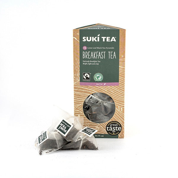 Suki Breakfast Tea 15 bags