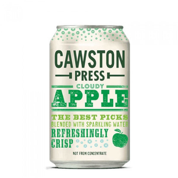 Cawston Press Sparkling Drinks