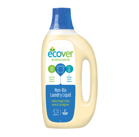 Ecover Delicate Laundry Liquid - Roots Fruits & Flowers Glasgow