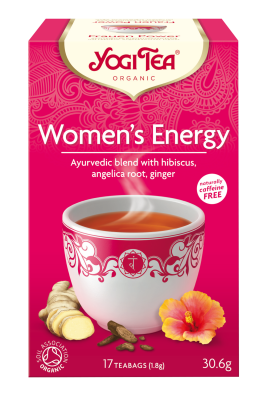 Yogi Organic Women's Energy Tea