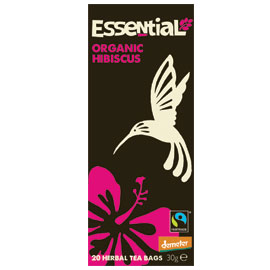 Essential Organic Hibiscus Tea