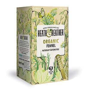 Heath & Heather Organic Fennel
