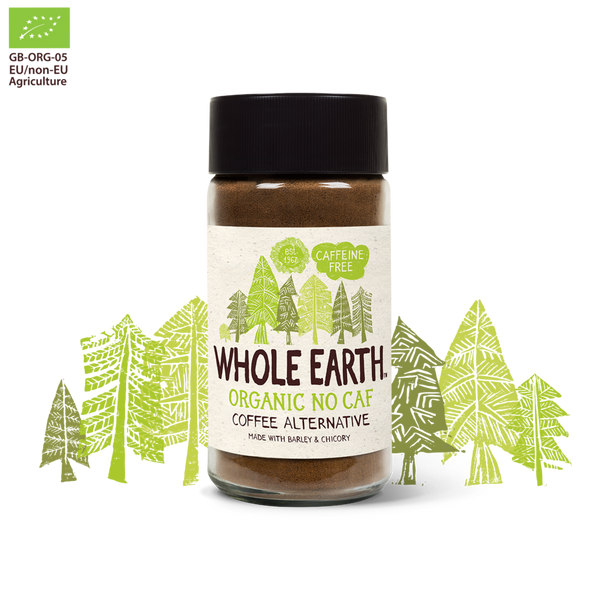 Whole Earth No Caf Coffee Alternative