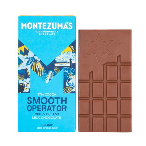 Montezuma's Smooth Milk Chocolate