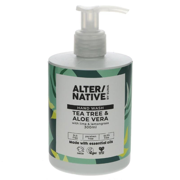 Alter/native Tea Tree & Aloe Vera Hand Wash