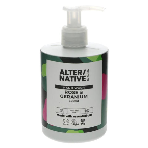 Alter/native Rose & Geranium Hand Wash