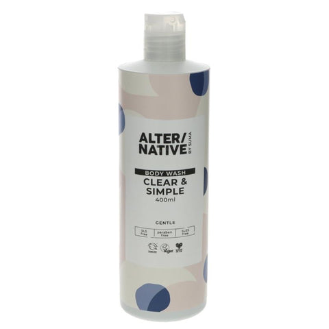 Alter/native Clear & Simple Body Wash