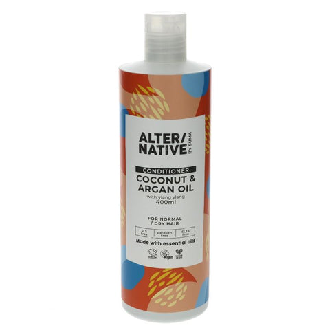 Alter/native Coconut & Argan oil conditioner