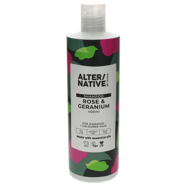 Alter/native Rose & Geranium Shampoo