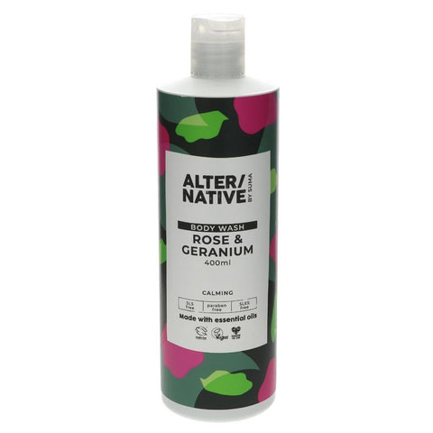 Alter/native Rose & Geranium Body Wash