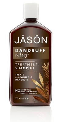 Jason Dandruff Relief Shampoo - Roots Fruits & Flowers Glasgow
