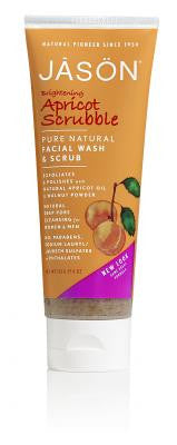 Jason Apricot Facial Scrubble - Roots Fruits & Flowers Glasgow