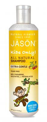 Jason Kids Only Shampoo - Roots Fruits & Flowers Glasgow