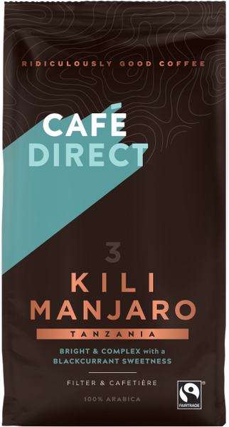 Cafédirect Kilimanjaro Ground Coffee