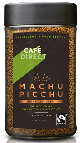 Cafédirect Machu Picchu Instant Coffee