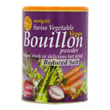 Marigold Bouillon Vegan with Reduced Salt 500g