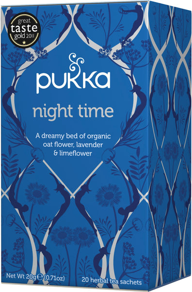 Pukka Night Time Tea