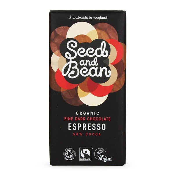 Seed and Bean Espresso Chocolate (58%)