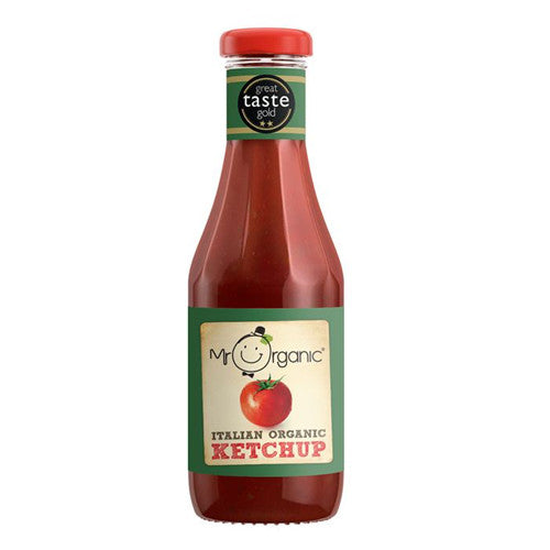 Mr Organic Italian Ketchup - Roots Fruits & Flowers Glasgow