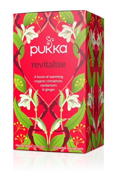 Pukka Revitalise Tea