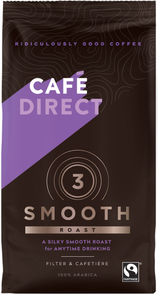 Cafédirect Smooth Roast Ground Coffee (20% OFF)