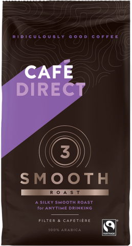 Cafédirect Smooth Roast Ground Coffee