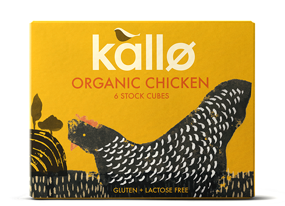 Kallø Chicken Stock Cubes