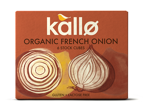 Kallø French Onion Stock Cubes