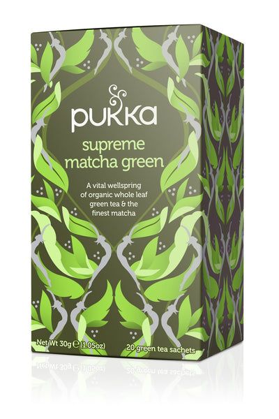 Pukka Supreme Matcha Green Tea