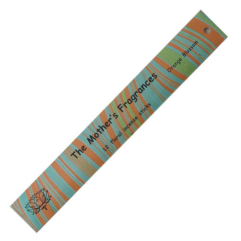 The Mother's Fragrances Orange Blossom Incense Sticks
