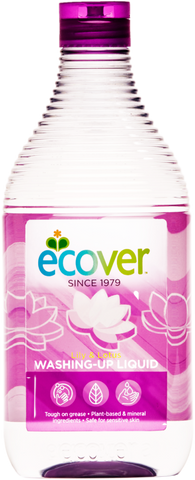 Ecover Lily & Lotus Washing-Up Liquid 450ml