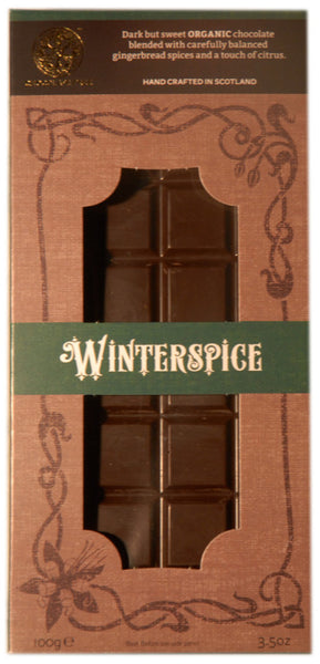 Chocolate Tree Winterspice