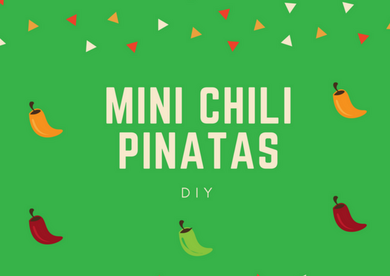 LEARN HOW TO MAKE MINI CHILI PINATAS