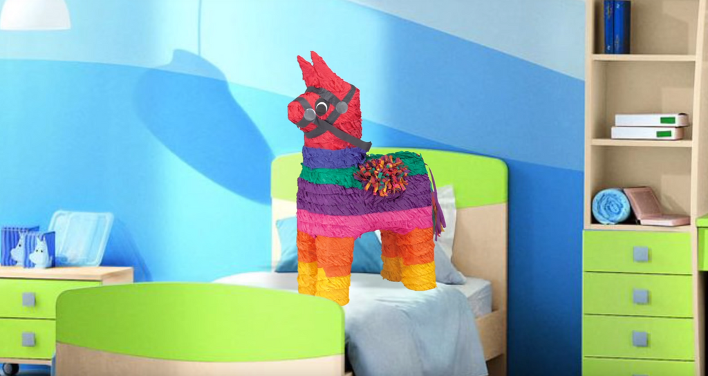 Popular Dj Releases a Music Video Featuring a Donkey Pinata!