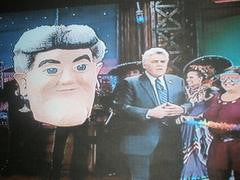 We Create a Jay Leno Pinata to Celebrate Cinco de Mayo on his Tonight Show!
