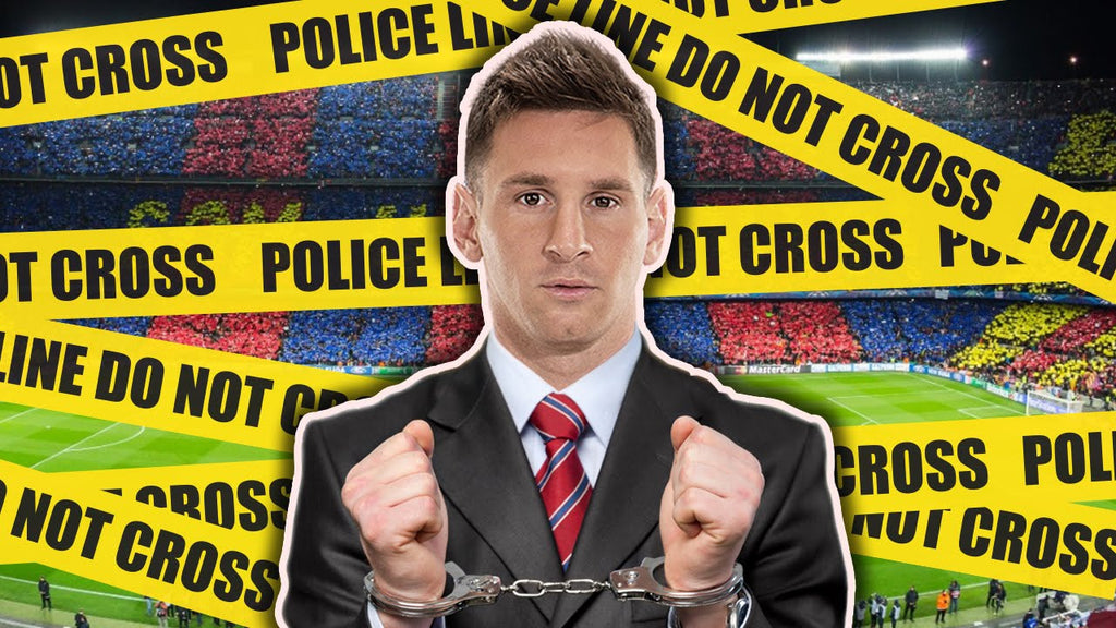 Barcelona Player Lionel Messi Gets Sentenced for Tax Evasion, but He's Unlikely to go to Prison