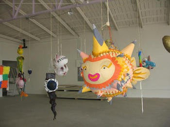 The Mutant Pinata Show: Pinata Exhibition Taking Place in New York
