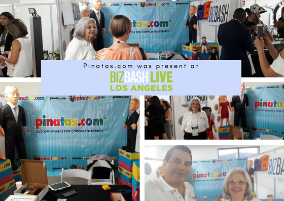 Pinatas.com was at the BizBash Live Event Los Angeles!