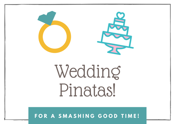 Wedding Pinatas Are The New Trend You Will Want To Have At Your Wedding