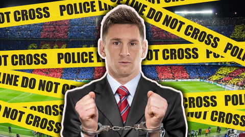 Barcelona Player Lionel Messi Gets Sentenced for Tax Evasion but Heu0027s Unlikely to go to Prison  sc 1 st  Pinatas.com & Barcelona Player Lionel Messi Gets Sentenced for Tax Evasion but ...