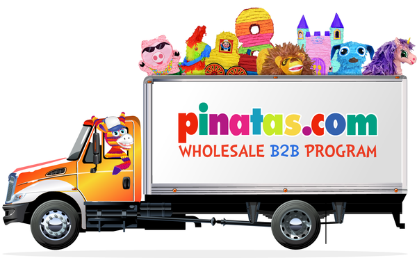 Pinatas.com Wholesale Program